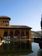 More typical Moorish pond decorations
